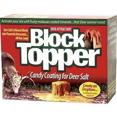 Block Topper Deer Attractant 4 lbs Best Price
