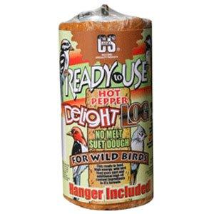 RTU Hot Pepper Delight Suet Log - 2 lbs Best Price