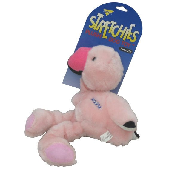 Booda Stretchies Dog Toy / Size (Flamingo Large) Best Price