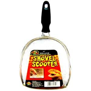 Reptile Stainless Steel Shovel Scooper Best Price