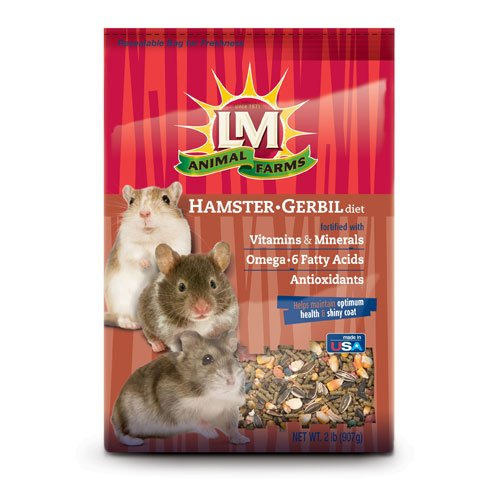 Hamster and Gerbil Diet - 2 lbs Best Price