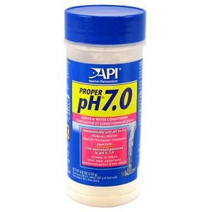 Proper Ph For Aquariums / Size 250 Gm / Ph 7.0