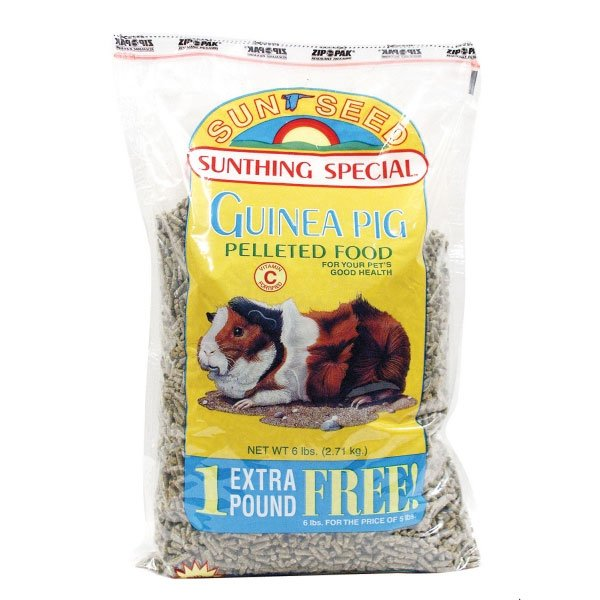 Guinea Pig Pellets - 6 lbs. Best Price