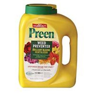 Preen Weed Preventer w/ Brilliant Blooms  / Size (Canister 6.25 lbs.) Best Price