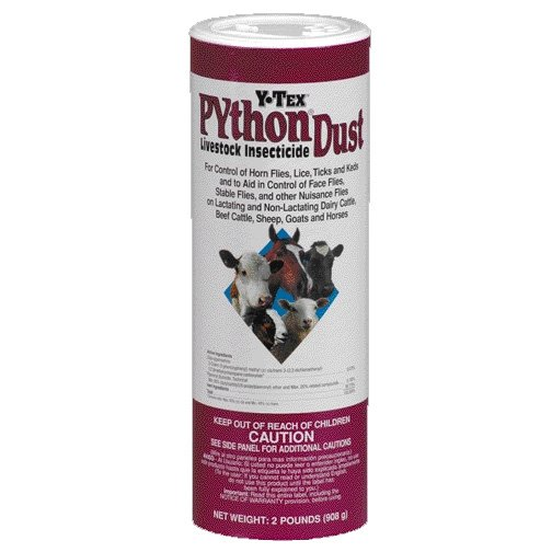 Livestock Python Dust / Size (2 lb. Shaker Can) Best Price