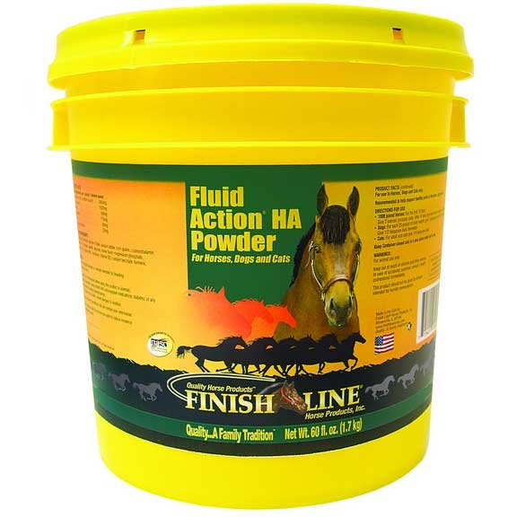 Fluid Action HA for Horses / Size (60 oz. Powder) Best Price