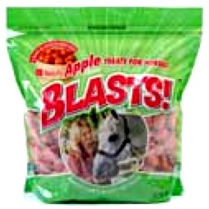 Manna Pro Blast Treats for Horses 3lb / Flavor (Apple) Best Price