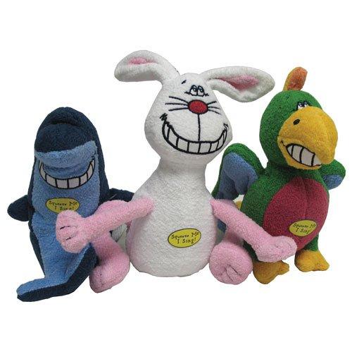 Deedle Dudes Dog Toy