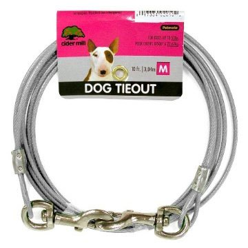 Cider Mill Dog Tie-out / Size (10ft / 920 lb) Best Price