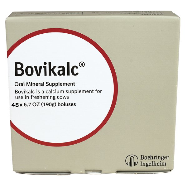 Bovikalc for Freshening Cows - 48 ct. Best Price