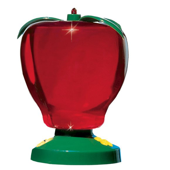 Apple Hummingbird Feeder 48 Oz