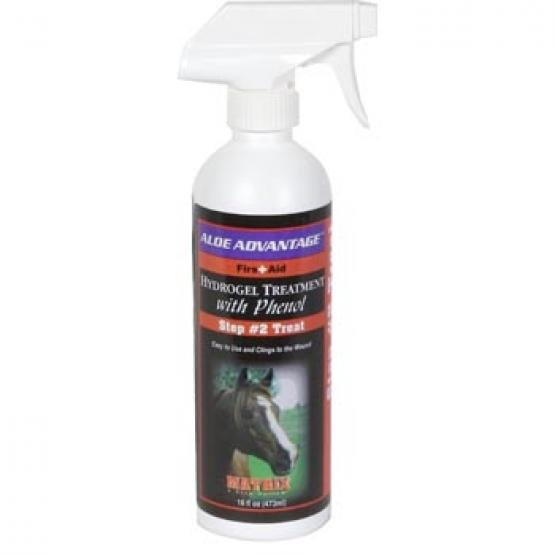 Hydrogel Wound Treatment for Horses  Livestock  Dogs - 16 oz. Best Price