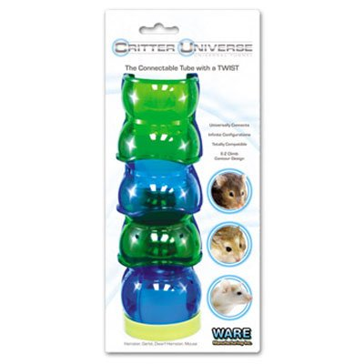 Critter Universe Tunnel - 2 x 2 x 8 in. Best Price