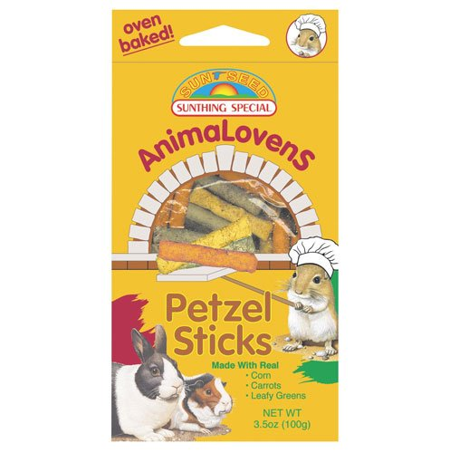 Animalovens Pretzel Sticks 3.5 oz. Best Price
