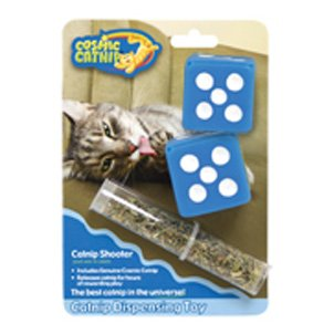 Cosmic Dice-  Catnip Shooter Best Price