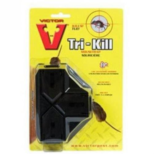 Victor Tri-kill Mousetrap Best Price