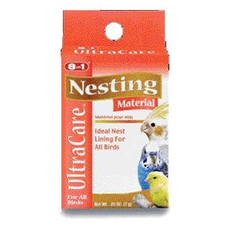 Nesting Material for Pet Birds 0.25 oz Best Price