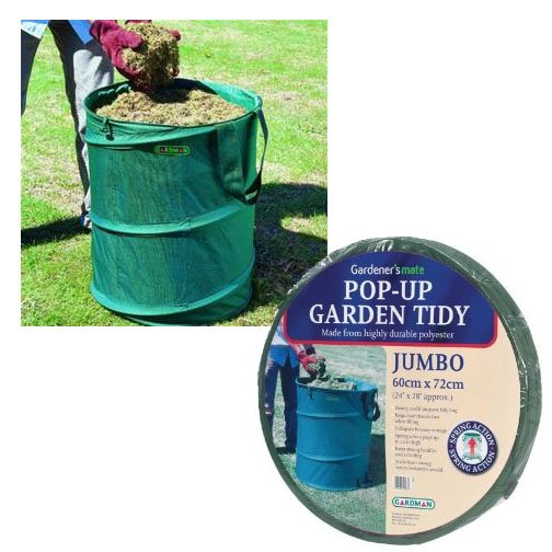 Pop up garden tidy pond supplies gregrobert for Pop up garten pool