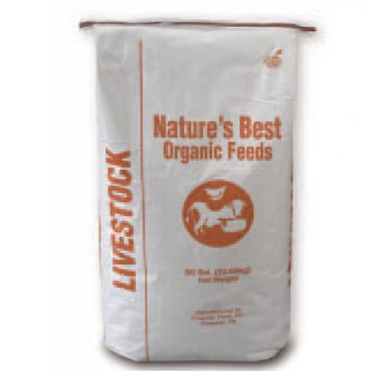 Organic Goat Feed - 50 lbs Best Price