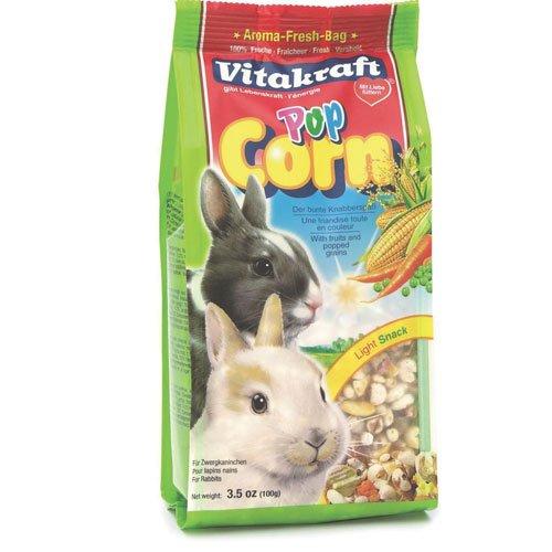 Popcorn Treat For Rabbit 3.5 Oz.