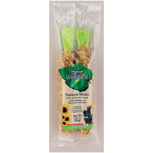 Sunflower Petal Natural Pet Treat Stick - 2.99 oz. Best Price