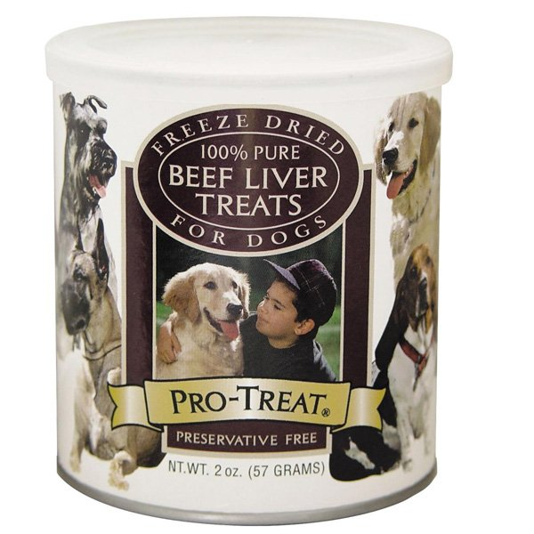 Gimborn Beef Liver Treats / Size 2 Oz.