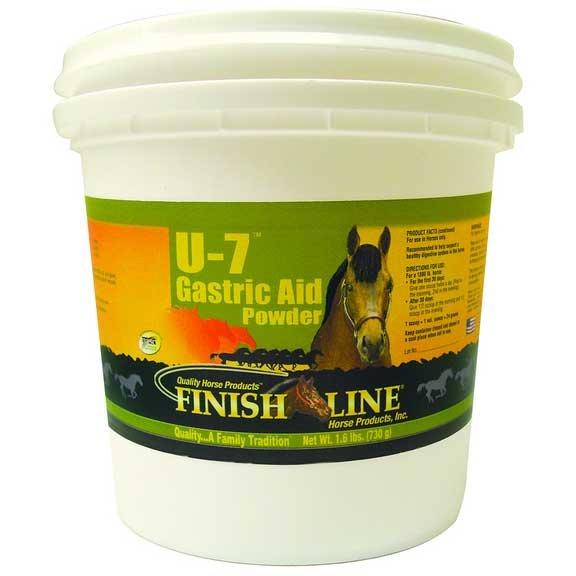 Finish Line U-7 Gastric Aid Powder / Size (1.6 lb.) Best Price