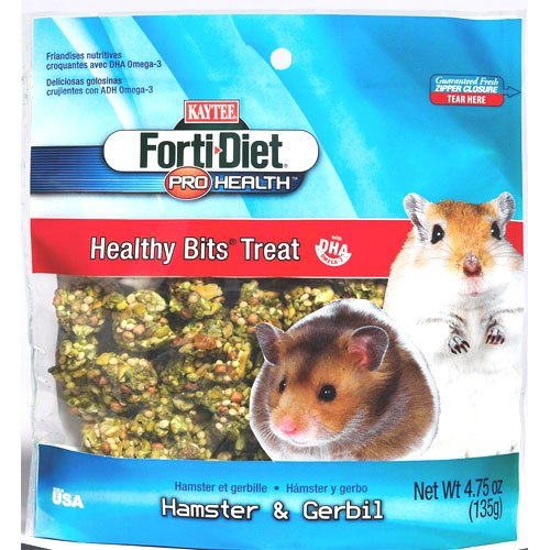 Forti-Diet Healthy Bits Hamster and Gerbil - 4.75 oz. Best Price
