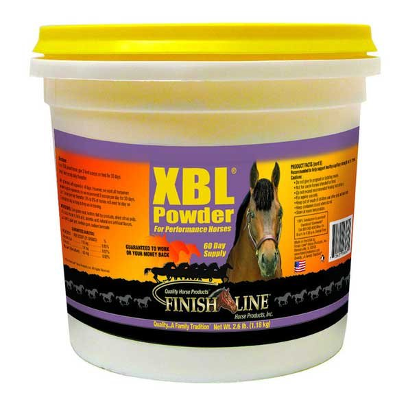 XBL Equine Supplement / Size (2.6 lbs) Best Price
