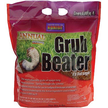 Annual Grub Beater Granules 6 lbs Best Price