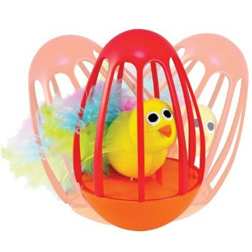 Pretty Bird Wobble Cage at Toy Best Price