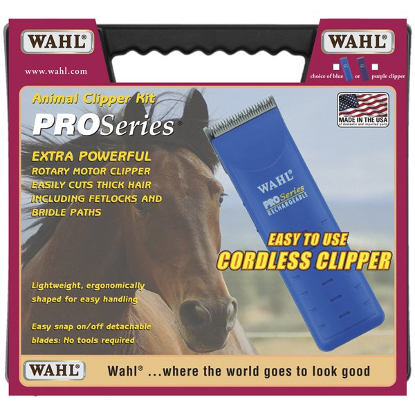 Pro Series Clipper with Case / Color (Blue) Best Price