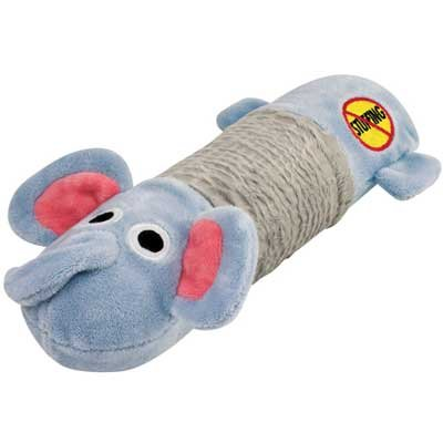 Big Squeak Elephant Dog Toy