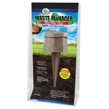 Waste Manage Wee Wee Post With Attractant Best Price