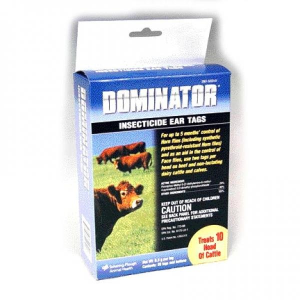 Dominator Ear Tag - 20 pack Best Price