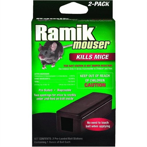 Ramik Mouser Disposable Bait Station Best Price