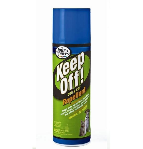 Keep Off Indoor / Outdoor Repellent For Pets 10 Oz.