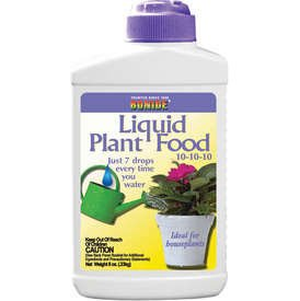 Bonide Liquid House Plant Food - 12 oz.
