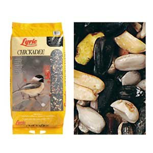 Lyric Chicadee Food 3.5 Lbs. Ea. Case Of 8