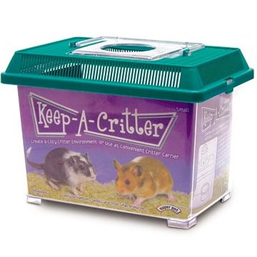 Rectangle Keep-a-Critter / Size (Small) Best Price