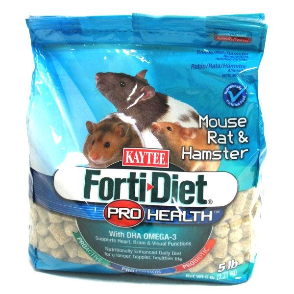Forti Diet Prohealth Mouse / Rat / Size 5 Lb