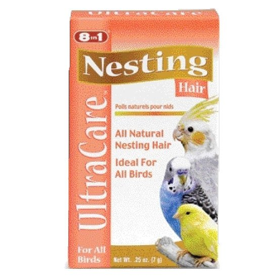 Nesting Hair for Pet Birds 7 grams Best Price