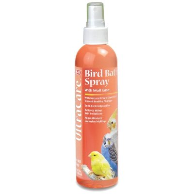 Bird Bath Grooming Spray 8 oz. Best Price