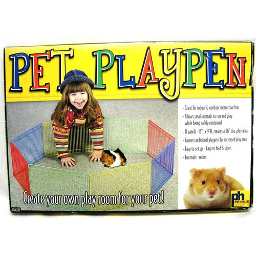 Small Animal Playpen - 13 X 36 X 9 Best Price