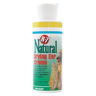 All Natural Pet R-7 Ear Drying Creme 4 oz Best Price