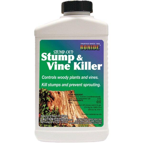Vine and Stump Killer Conc. 8 oz. Best Price