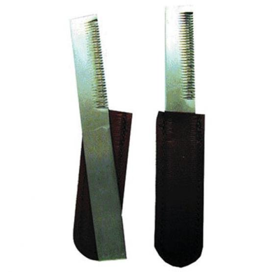 Horse Stripping Comb with Case Best Price