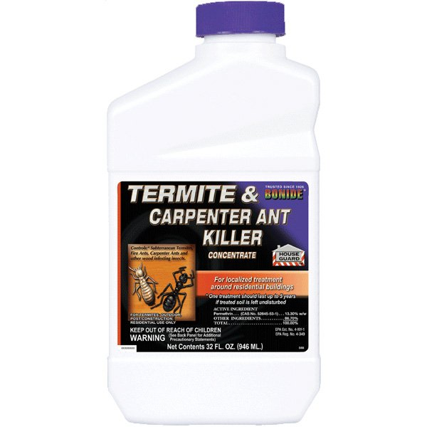 Termite and Carpenter Ant Control Conc. / Qt. Best Price