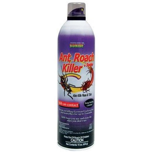 Ant  Roach and Spider Killer Aerosol Spray - 15 oz.