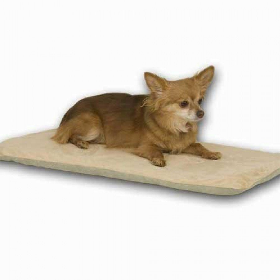 Thermo Pet Mat Small Dog Bed / Color Sage